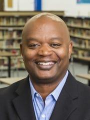 St. Cloud Superintendent Willie Jett.