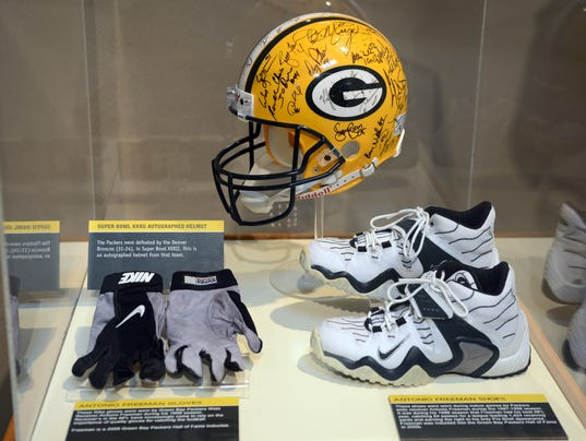 Packers Hall of Fame