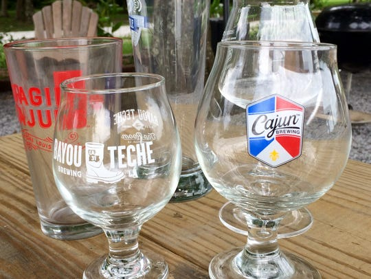 Beer drinkers love brewery swag, and with so many Louisiana