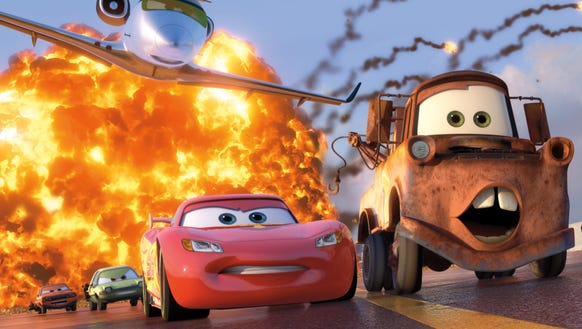 'Cars 2' was just ... 'Cars 2.'
