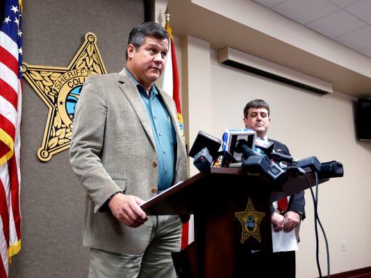 Columbia County Shootings