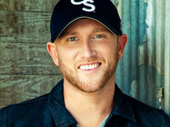 Cole Swindell will rock the IMG stage  Feb. 27.