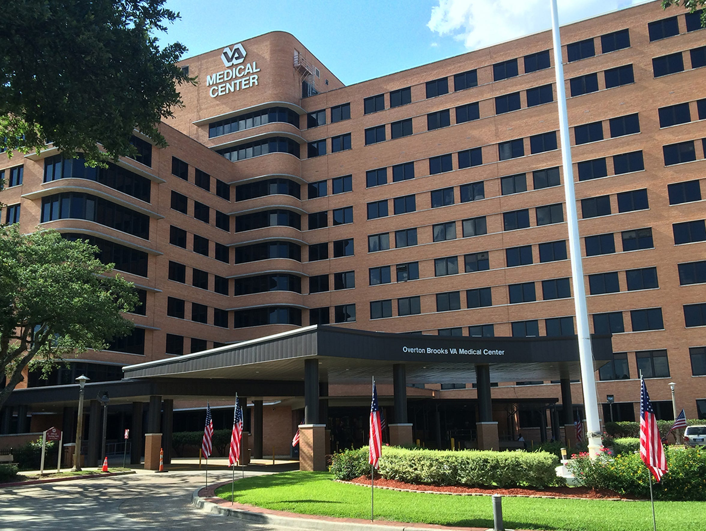 Overton Brooks VA Medical Center in Shreveport, La.,