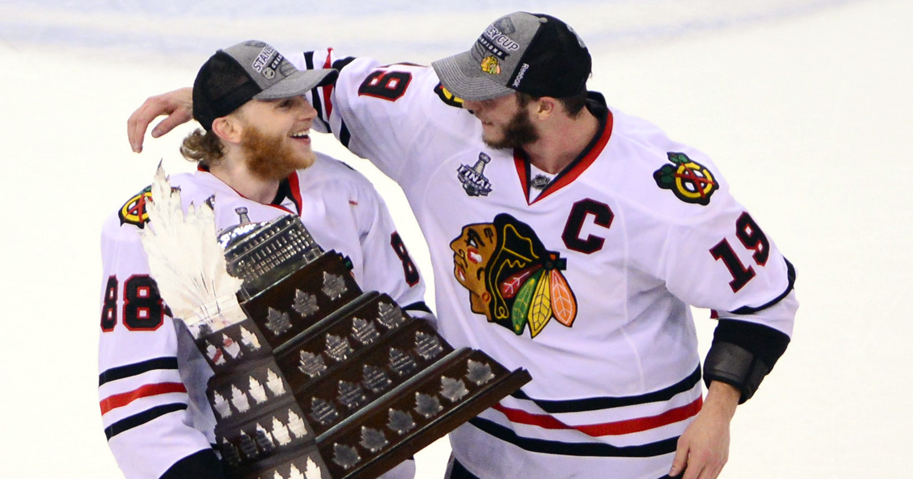 How Jonathan Toews-Patrick Kane contracts break down 3553480b2df