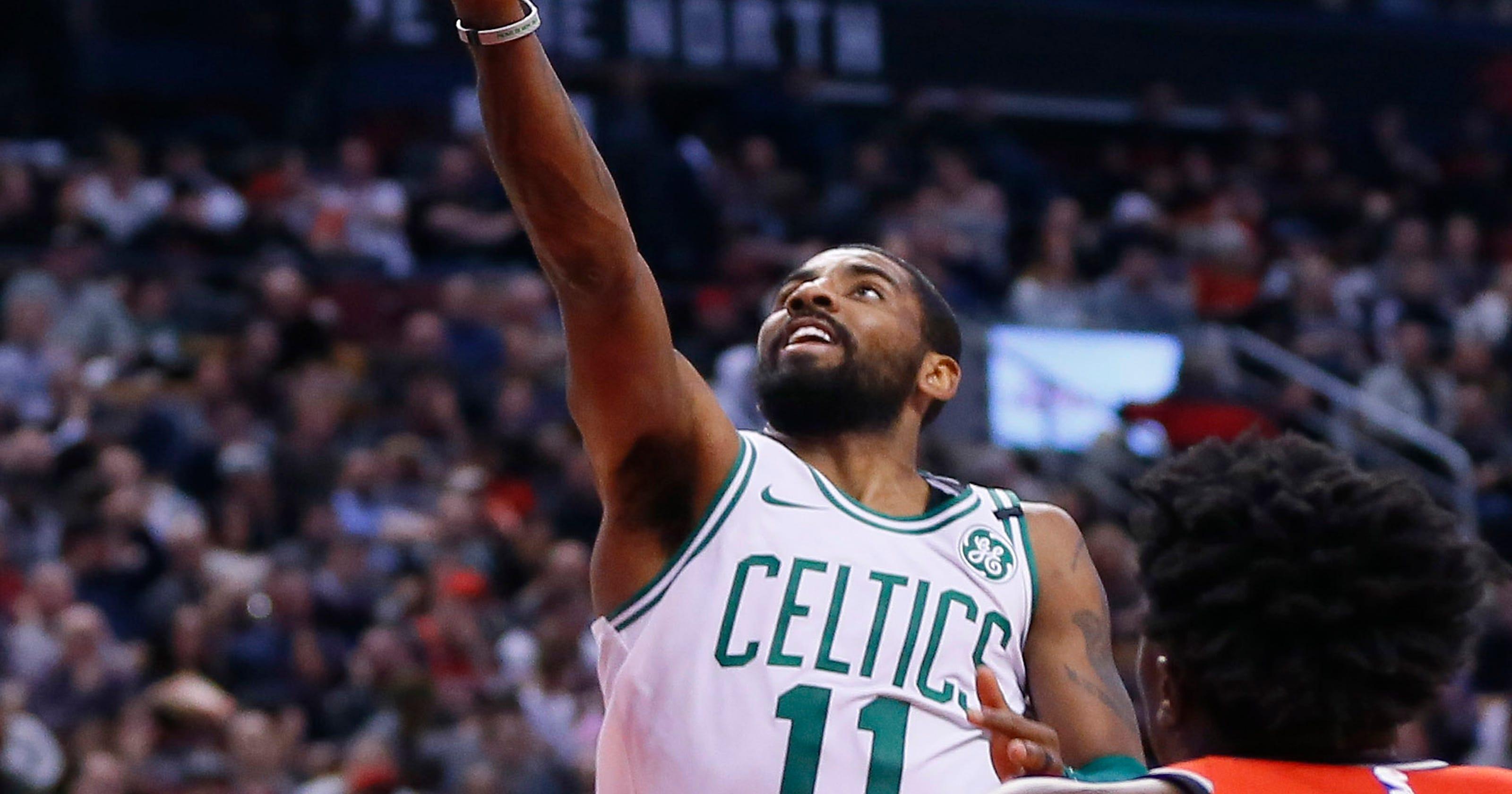 6754b94c56cf Kyrie Irving s return doesn t help Celtics avoid rout vs. Raptors