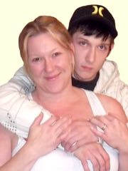 Christopher Muir Davis is shown in this undated photo with his mother, Jennifer Chevalier of Alburgh.