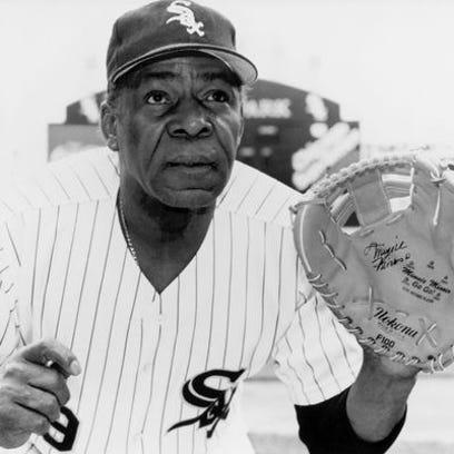 Minnie Minoso was the first black Major League Baseball