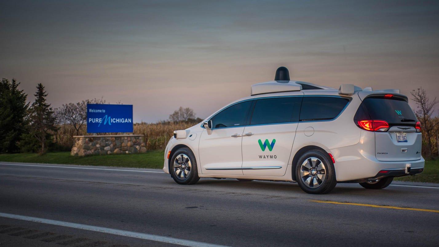 Waymo to test self-driving vehicles on Novi roads