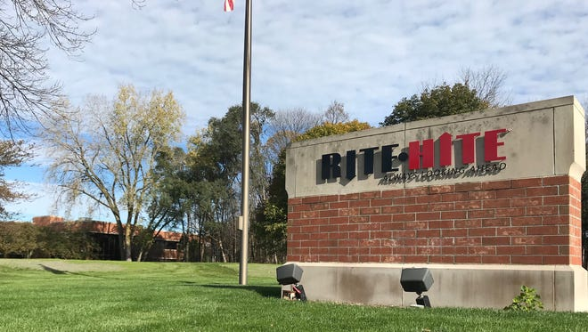 Rite-Hite Holding Corp. is considering a possible relocation of its headquarters from Brown Deer to Milwaukee.