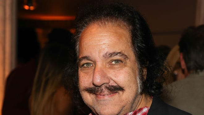 """Ron Jeremy attends the premiere of National Geographic Channel's """"Killing Kennedy"""" at Saban Theatre on November 4, 2013 in Beverly Hills, California."""
