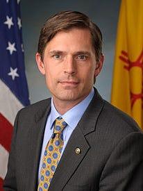 U.S. Sen. Martin Heinrich is a Democrat from New Mexico.