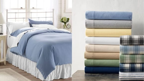 Your bed + these sheets = a match made in heaven.