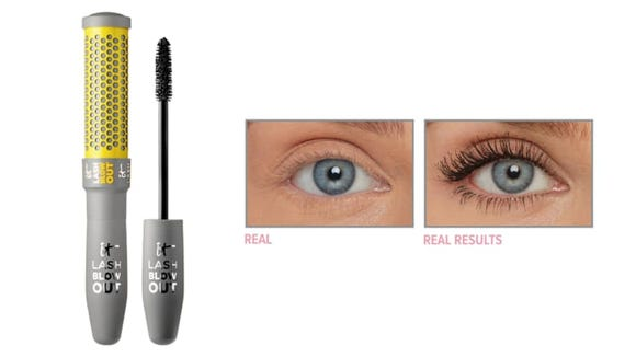 Dry Bar and It Cosmetics team up for this new mascara.