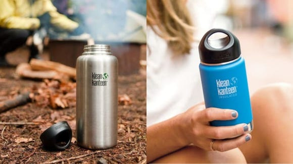 I've used my Klean Kanteen for over five years.