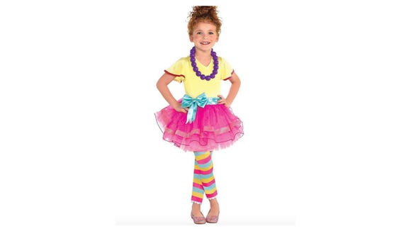 A Fancy Nancy costume will make Halloween absolutely marvelous.