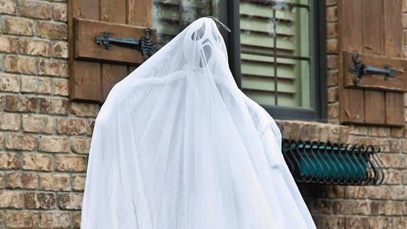 Ghosts are a pretty traditional Halloween trope and, if done right, can be legitimately spooky.