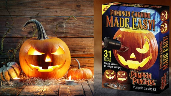 Pumpkin carving is a great Halloween tradition for kids and seasoned craftsmen alike.