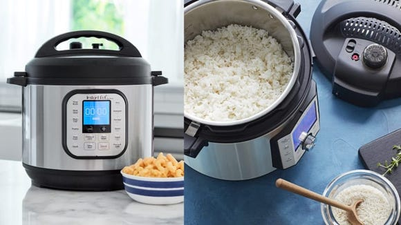 We still love the tried-and-true Instant Pot Duo.