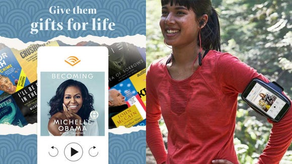 Best gifts under $50: An Audible gift membership