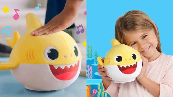 Best gifts under $50: WowWee Baby Shark Official Dancing Doll