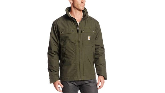 This sleek-yet-rugged coat has a lot of fans.