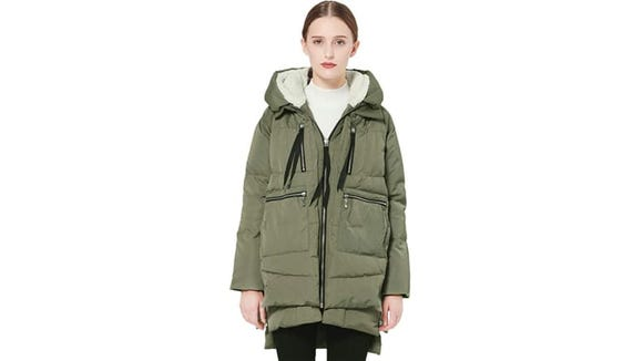 This coat is so beloved, it has its own Instagram fan club.