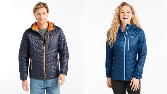 Reaching for the PrimaLoft will be a no-brainer.