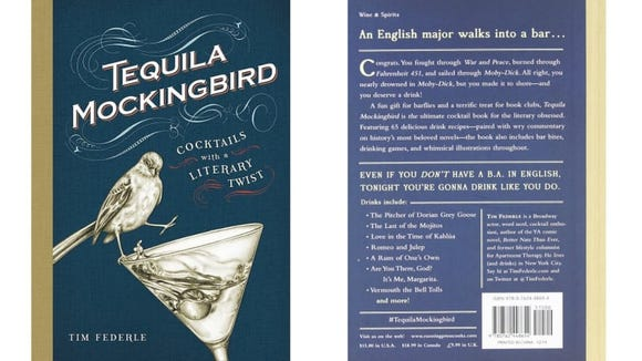 Tequila Mockingbird is a great gift for entertainers who love classic literature.