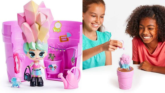 """Add a little water and this toy """"blumes"""" before your child's eyes."""