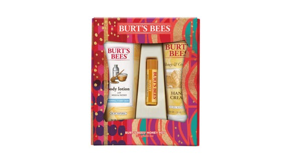 This gift set is a treat for dry skin.