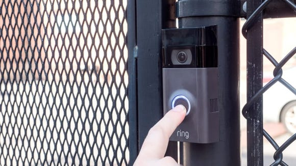 With customizable motion zones and smartphone doorbell alerts, the  Ring Video Pro 2 is a great way to see who is at your front door when you're not there.