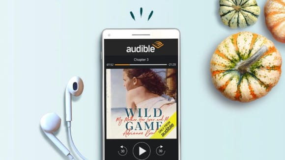 For busy bookworms, Audible is the best service we've ever used.