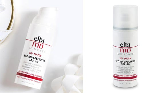 For a dose of SPF, grab the Elta MD UV Daily Moisturizing Facial Sunscreen.