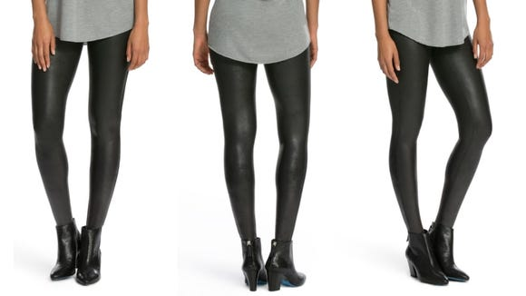 Best Nordstrom Black Friday Deals: Spanx Faux Leather Leggings