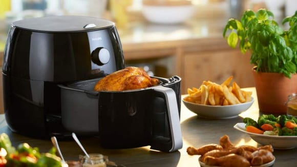 You need this fryer for the party… yes, just the party and no other reason, definitely not because you just want to buy one.