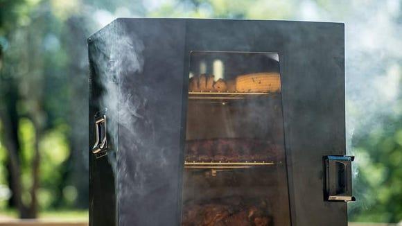 Forget baking that turkey—smoke it instead.