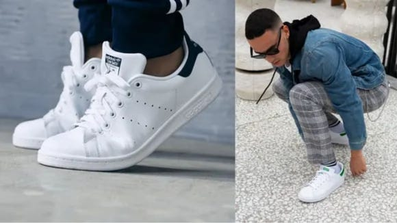These sneakers are as useful as they are gorgeous.