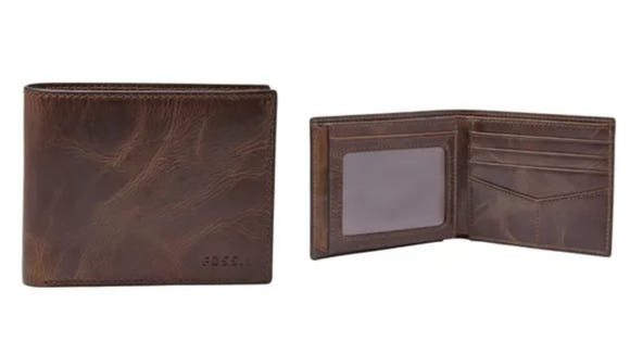 Not sure what to gift? You can't go wrong with a wallet.