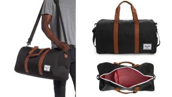 This bag makes an incredible gift for the man in your life.
