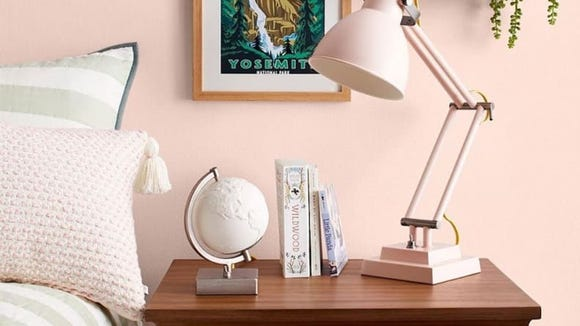 Target has cute, trendy home decor at wallet-friendly prices.