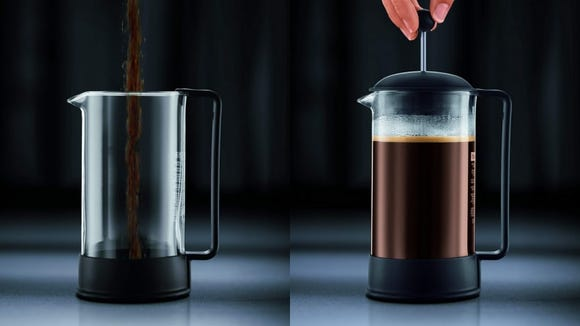 This French press coffee maker performed well in our testing.