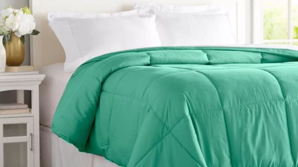 This incredible comforter is less than $25.