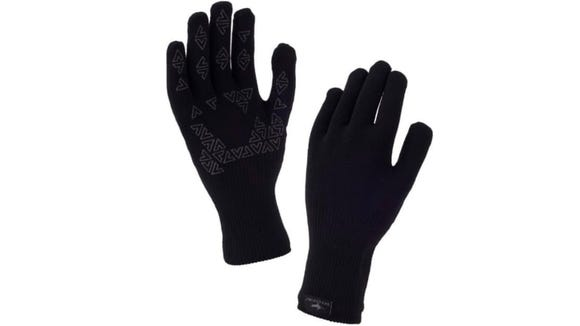 These gloves are both breathable and waterproof.