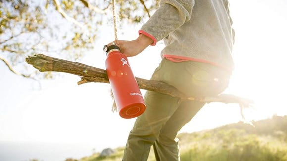 Best gifts to give yourself: Hydro Flask Water Bottle