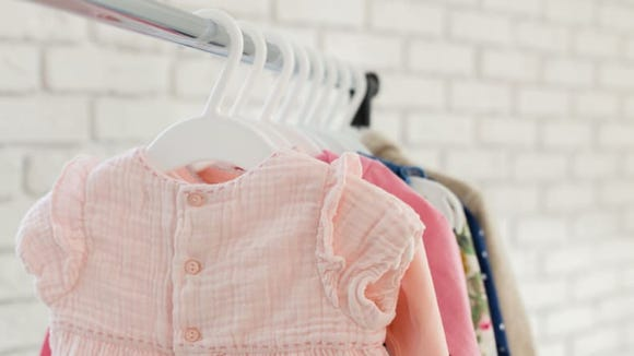 The 10 most returned holiday gifts: Toddler clothes.