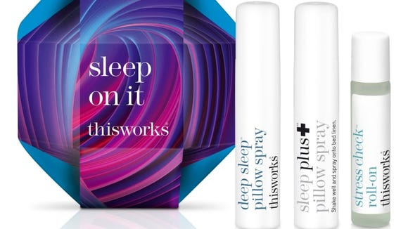 These three products all promote better sleep.