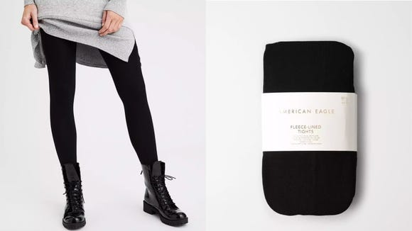 These tights will be your sweater dress's new BFF.