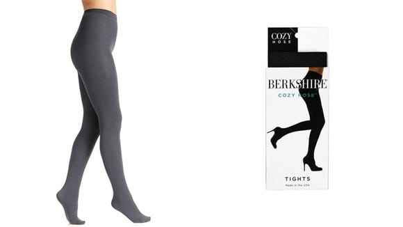 These tights are flight attendant-approved.