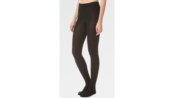 These tights are so well-lined, some reviewers say they can be worn as leggings as well as tights.