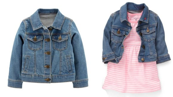No wardrobe is complete without a denim jacket.